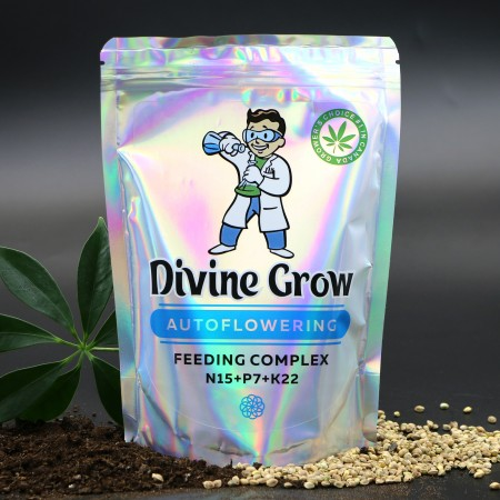 Удобрение Divine Grow Autoflowering фото