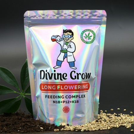 Удобрение Divine Grow Long Flowering фото